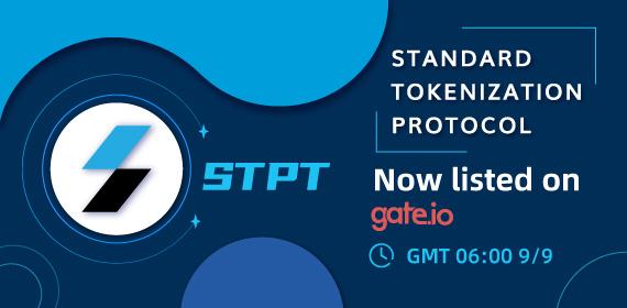 Gate.io 关于完成投票和上线Standard Tokenization Protocol (STPT)交易的公告