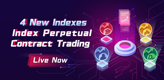 Gate.io Launches Index Perpetual Contract Trading (Exchange Index, DeFi Index, Privacy Index, etc. )