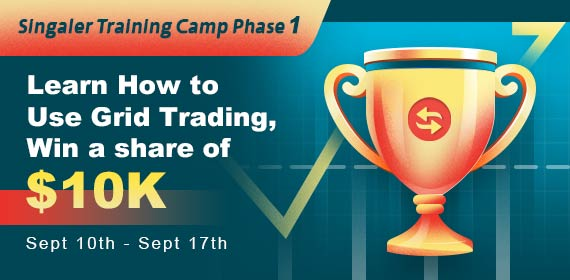 Quantitative Signaler Training Camp _1_: Learn and Experience Grid Trading, Win a Share of $10,000