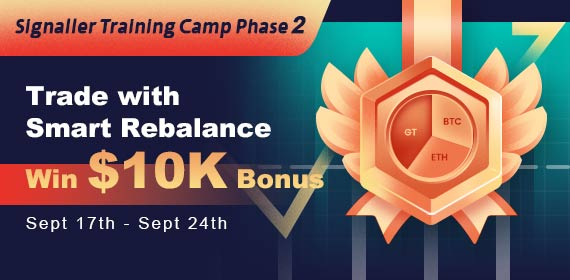 Quantitative Signaler Training Camp _2_: Learn and Experience Smart Rebalancing, Win a Share of $10,000