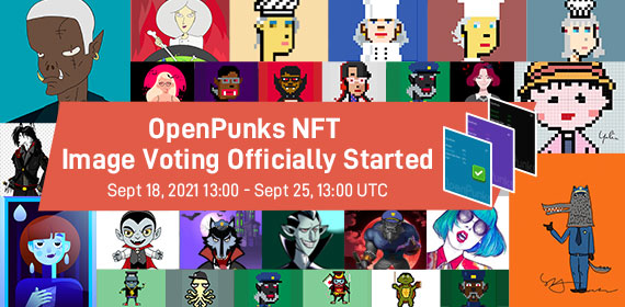 Gate.io Genesis OpenPunks sequence battle voting channel is officially opened