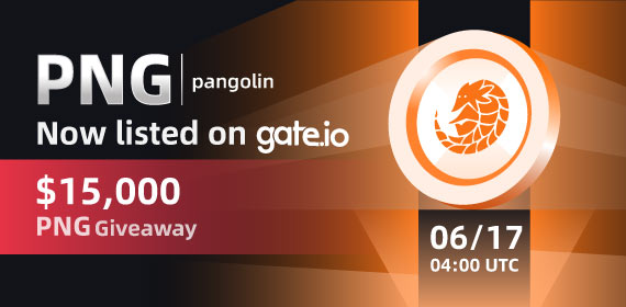 Gate.io Listing Vote #151 Pangolin (PNG)Voting Result & Listing