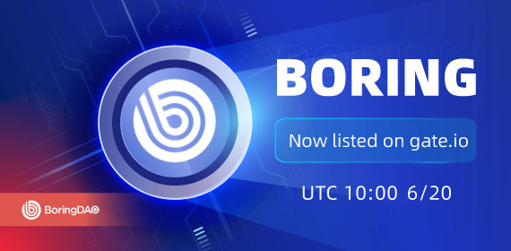 Gate.io Has Completed BOR Token Swap