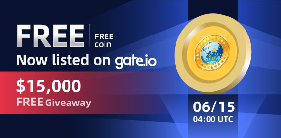 Gate.io Listing Vote #149 FREE coin (FREE) Voting Result & Listing